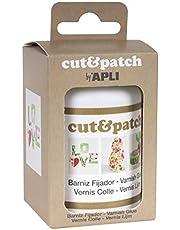 APLI Complementos- Barniz fijador Cut y Patch 100 ml