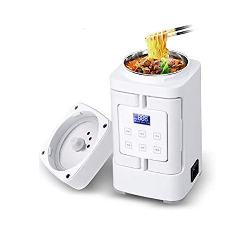 Reise-Wasserkocher Reise-Elektro-Wasserkocher Reise-Wasserkocher Mini-Heizbecher Gesundheit 110 V Haferbrei Suppe Automatische Milch Geeignet für die Küche, um unterschiedliche Bedürfnisse zu erfüllen