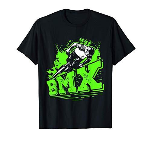 Vélo BMX Bicyclette BMX Biker Cascadeur T-Shirt