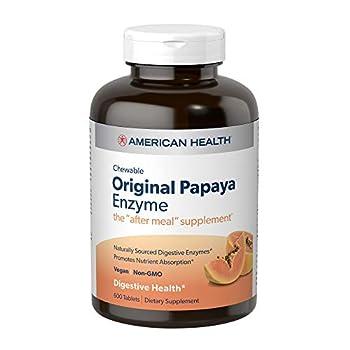 Best papaya enzymes Reviews