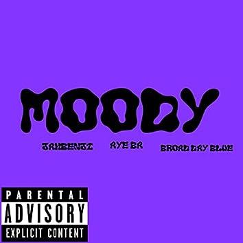 Moody (feat. Aye Ba & Broad Day Blue)