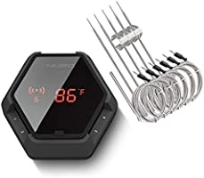 Inkbird ibt-6xs meat probe bluetooth wireless thermometer