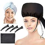 XAVSWRDE 6 piezas para el cabello Capuchas de secado Gorra d