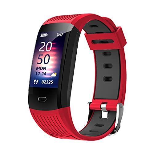 Wenyounge Fitness-Tracker Mit Pulsmesser, wasserdichte Fitness-Uhr, Benutzerdefiniertes Bluetooth-Hintergrundbild Mit Aktivitäts-Tracker