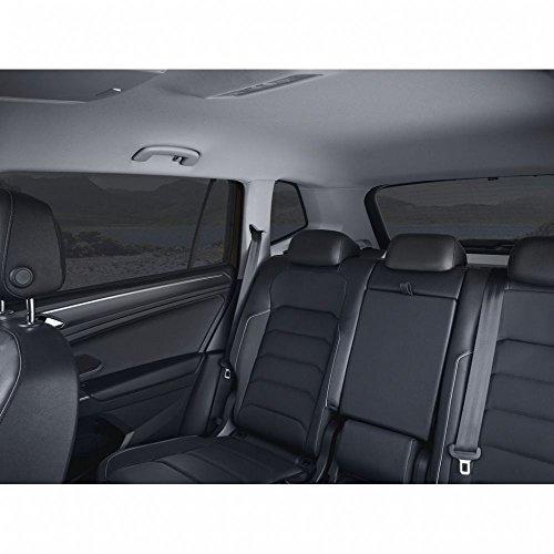 Volkswagen 5NL064365 Sonnenschutzsystem (5-teilig) Seitenscheiben Kofferraumscheiben Heckscheibe