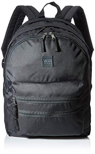 Vans VN0A46ZPBLK, mochila Unisex Adulto, black, One size