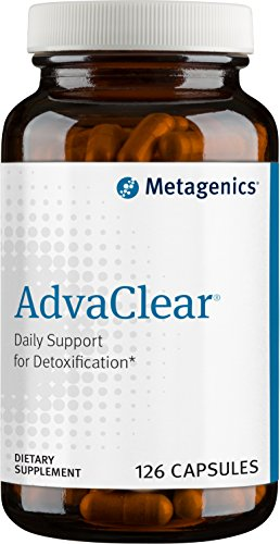 Metagenics AdvaClear® – Daily Support for Detoxification* | 63 servings