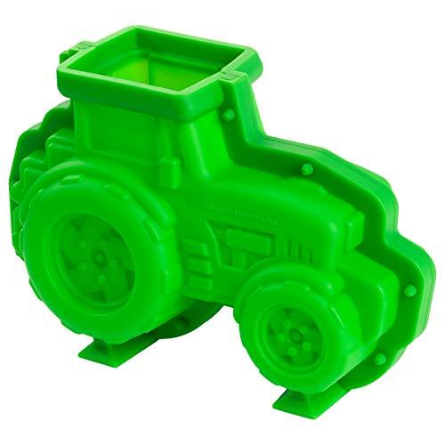 RBV Birkmann, 211834, Vollbackform Kalle, der Traktor, 24,5 cm x 10 cm, Höhe: 16 cm