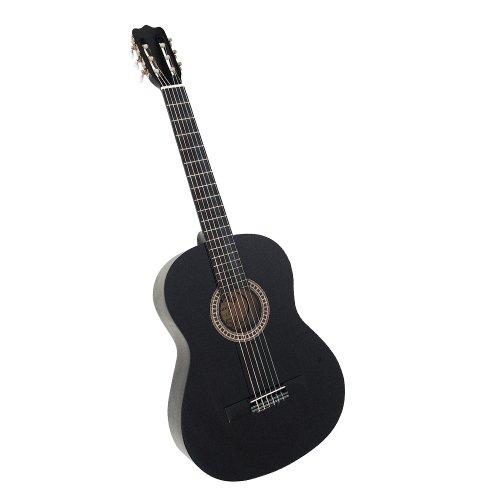 MSA C - Guitarra acústica, Hals schwarz