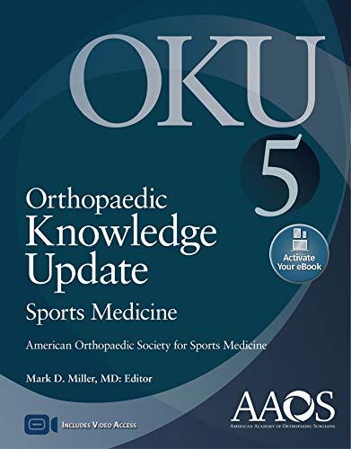 Orthopaedic Knowledge Update: Sports Medicine 5: Print + Ebook with Multimedia