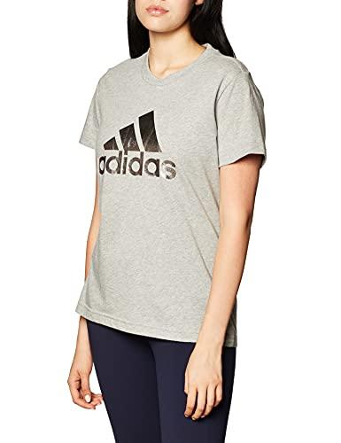 adidas Damen Univvol Tee 2 W Unterhemd, BRGRIN, XS