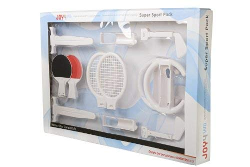 Joy4 Wii Sports Pack Sport/Tempo Libero