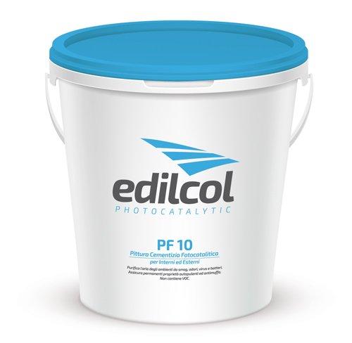 PF 10 pittura minerale fotocatalitica-batteriostatica per esterni ed interni 5 kg