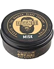 Diggn'it Misk Beard Balm 50 g - Pack of 1