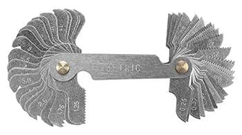 Performance Tool W8655 Thread Pitch Gauge Set SAE/Mm