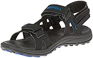 Merrell Men's, Cedrus Convert Sandals Black 15 M