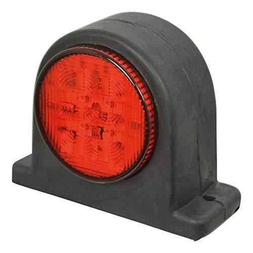 Feu de Gabarit DROIT/LED ROUGE/BLANC 67MM