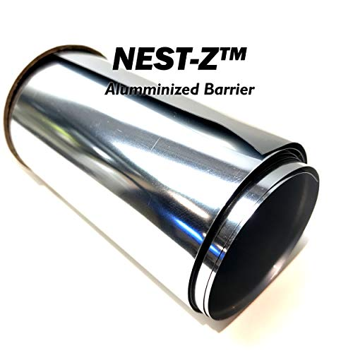 Faraday Cage Thick EMF Material 5 Yards X 36' for Protective Shielding