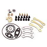 gazechimp Heavy Duty 360 ° 1 Set Kit De Reparación Turbo Para Garrett 50 60 Trim To 4e A 4b
