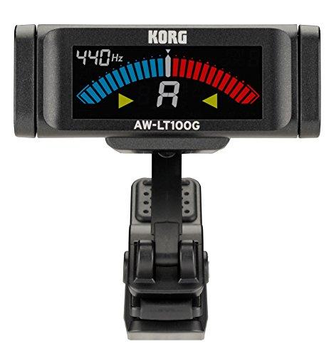 Afinador / diapason Korg AFINADOR AW-LT100G (GUIT)