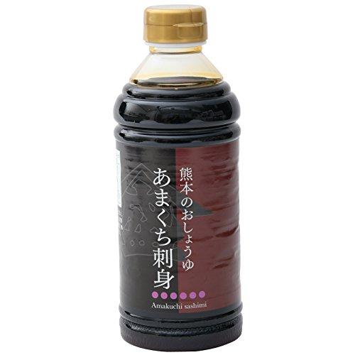 橋本醤油 あまくち刺身 500ml