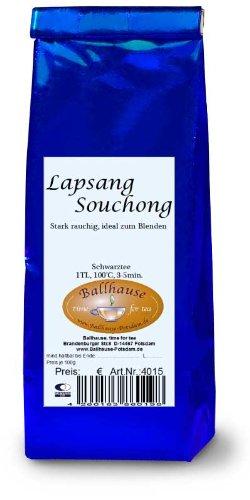 Lapsang Souchong, Schwarzer Tee