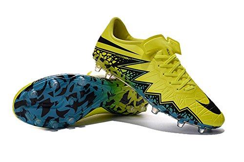 demonry Schuhe Herren Hypervenom phinish Neymar FG gelb Fußball Fußball Stiefel, Herren, gelb, 43