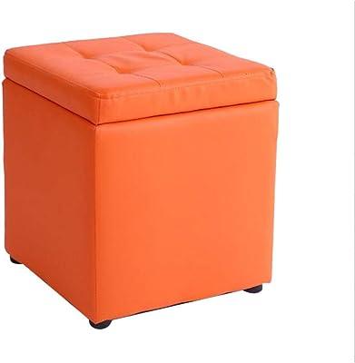 Enjoyable Amazon Com Bjlwtq Storage Stool Ottoman Footstool Cube Sofa Creativecarmelina Interior Chair Design Creativecarmelinacom