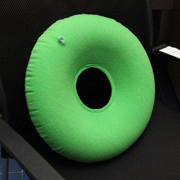 Haute pression de l'anneau de coussin gonflable Donut qualité ronde avec pompe