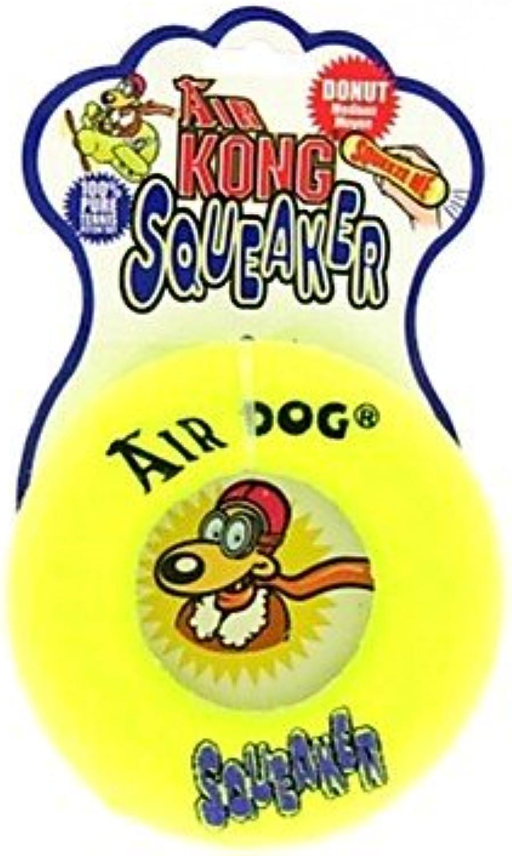 Quick shopping Kong Air Squeaker Donut (Medium) for Dogs