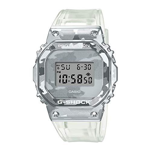 G-Shock Limited SeeThruCamo Chronograaf horloge GM-5600SCM-1ER