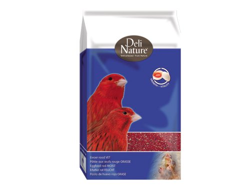Deli Nature Eifutter rot feucht 10 kg, 1er Pack (1 x 10 kg)