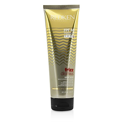 Frizz Dismiss FPF40 Rebel Tame Leave-In Smoothing Control Cream (For Coarse Hair) 250 ml