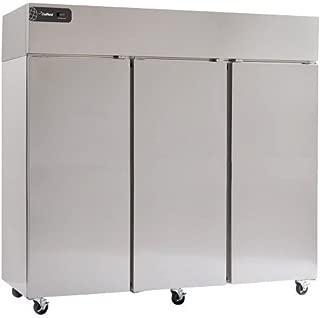 delfield 3 door freezer