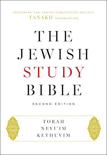 The Jewish Study Bible: Second Edition (English Edition)