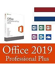 Office 2019 Professional Plus voor 1 pc. Alleen voor Windows 10 pro, verzending per e-mail