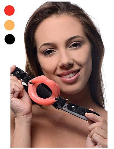 Form v Gesichtslippen, Verstellbarer Gürtel, zufällige Farben