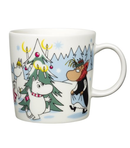 Mumin-Becher Winter 2013 - Under The Tree