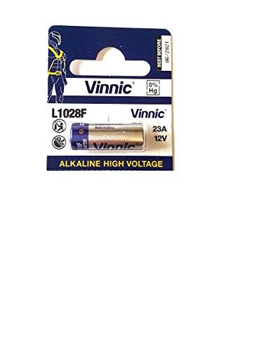 Pile 23A vinnic Haute Voltage 1 Pile 12v
