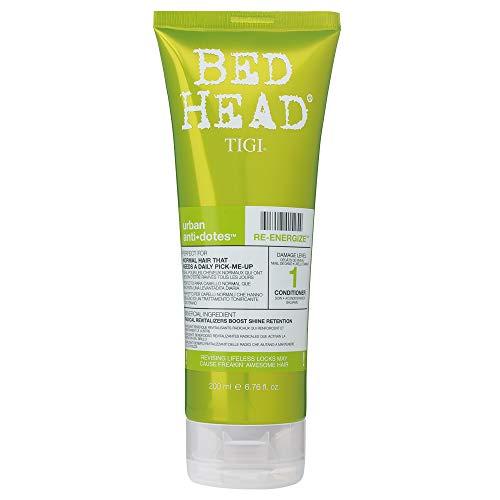 TIGI Bed Head Urban Anti+Dotes Re-Energize Level 1, Conditioner Rivitalizzante ad Uso Quotidiano