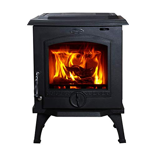 Hi Flame HF517 Classic Wood Burning Stove Over 40,000 BTU