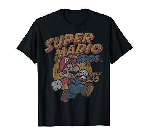 Super Mario Bros. Since '85 Vintage Poster T-Shirt