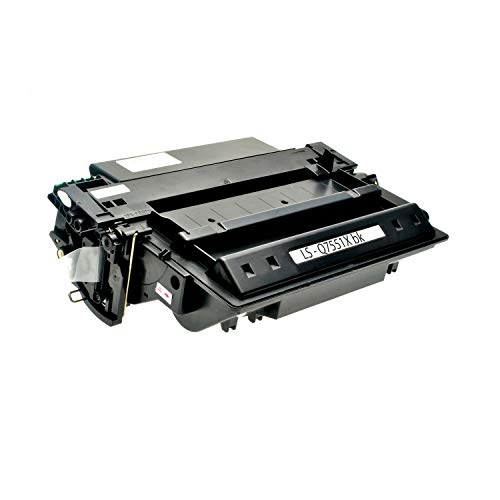 Logic-Seek Toner kompatibel zu HP Q7551X 51X Laserjet P 3005/M3027 Serie - Schwarz, 13.000 Seiten
