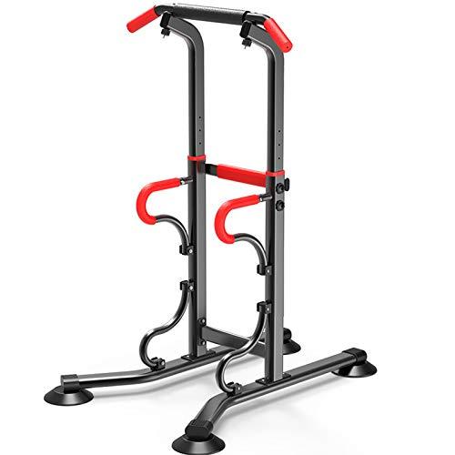 TWW Multifunktionale Single Parallel Bar Rack Horizontal Bar Home Fitnessgeräte Klimmzüge Home Fitness Anzug Fettverbrennung Training