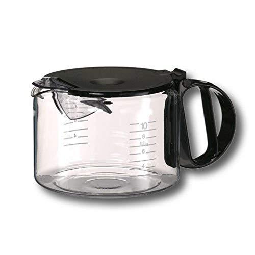 Braun Aromaster KFK10L Jarra De Recambio Para Cafetera De Goteo, 10 Tazas, Vidrio, Transparente