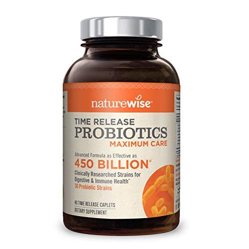 NatureWise Max Probiotics