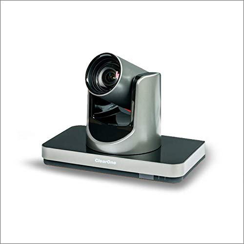 ClearOne Aura Unite 200 Best-in-Class Professional-Grade Full Featured Camera 1080p60, 12x Optical Zoom, Remote Control, Wide-Angle Video Capture with Advanced Noise Reduction - Home Office Solutions
