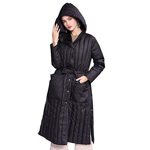 DRT Winterjas voor dames, knielengte, winterjassen