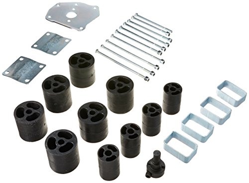 Performance Accessories, Toyota 4 Runner 4WD Manual (Except Auto Modified) 3' Body Lift Kit, fits...