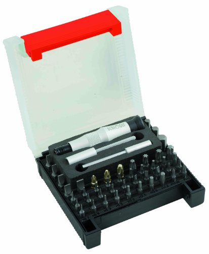 Peddinghaus Handwerkzeuge Vertriebs Bitbox Micro Schröder 48-teilig, 9460048001